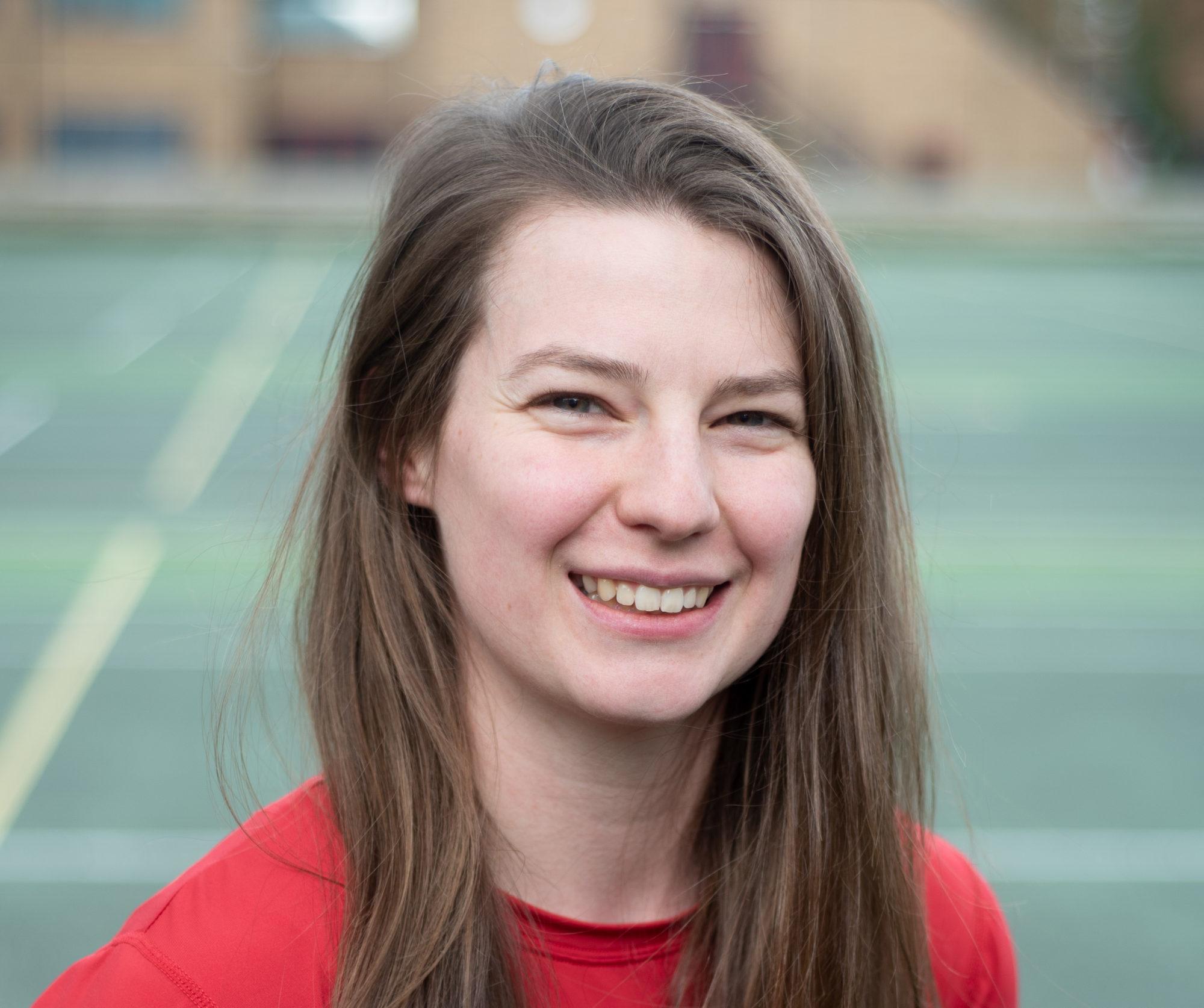Magdalen College School Sports Teacher, Mrs Panzer