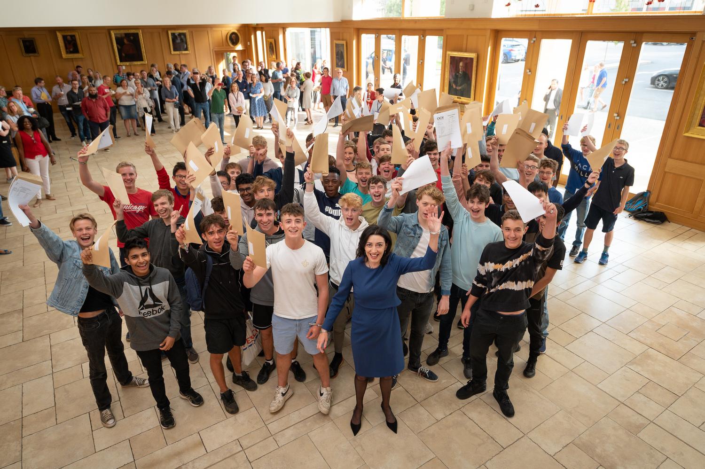 Exam Results & Destinations - Magdalen College School
