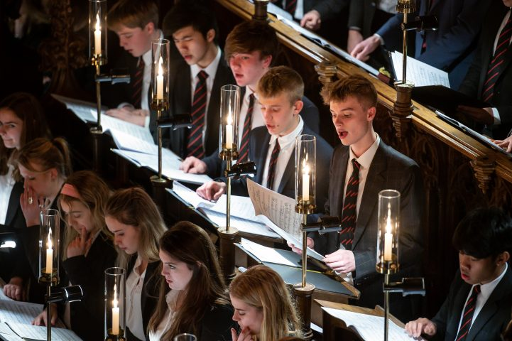 Music At Magdalen College School