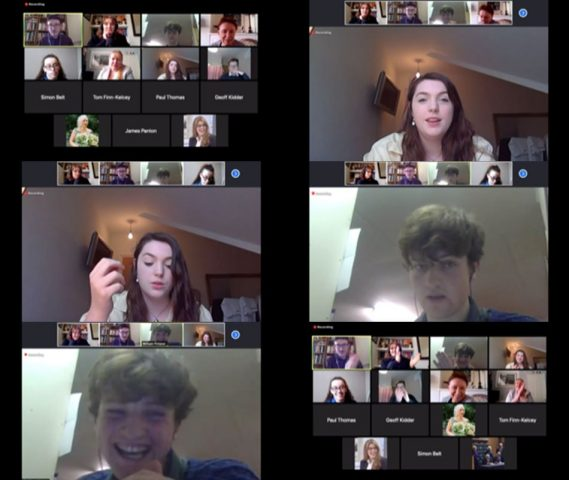 Magdalen College School virtual debating competiton