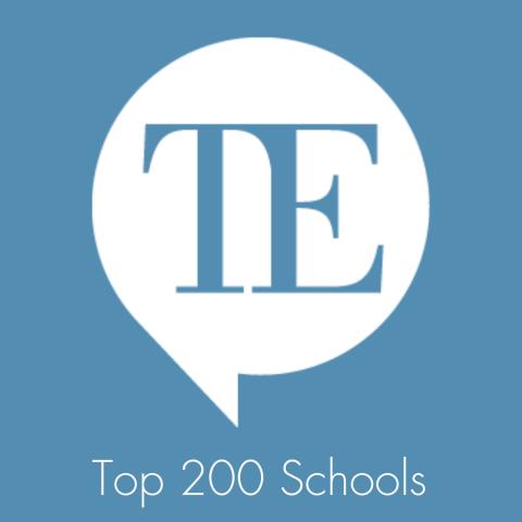 Talk Education Top 200 Schools Logo